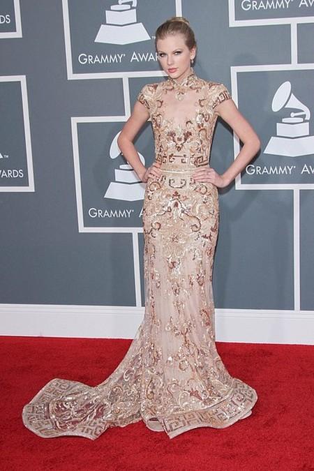 Taylor Swift Gwiazdy na gali Grammy