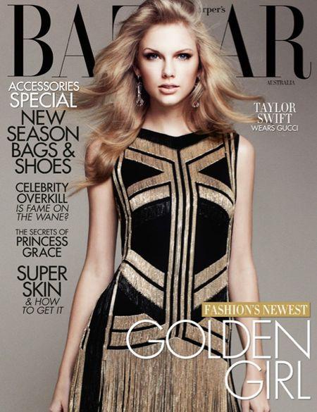 Taylor Swift w Gucci