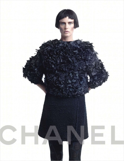 Chanel kolekcja Fall/Winter 2012/13 (FOTO)