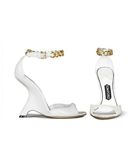 Tom Ford - buty z kolekcji wiosna/lato 2012
