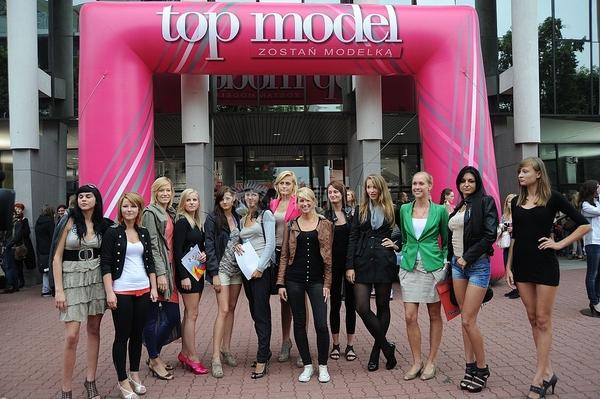 Ruszają castingi to Top Model 3