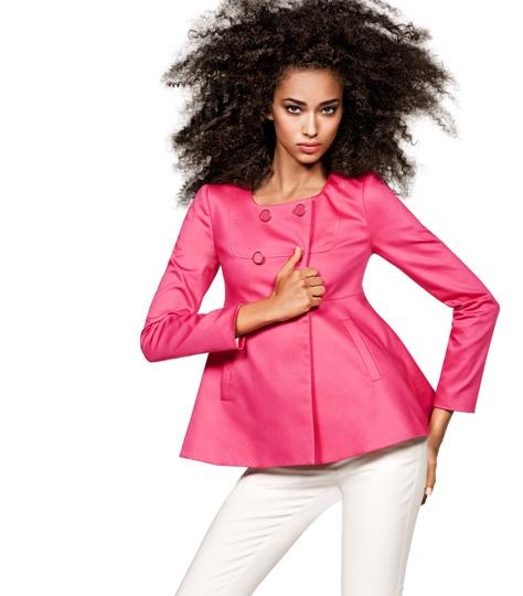 Topmodelki w kampanii H&M