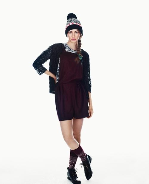 Topshop Scandi Girl (FOTO)