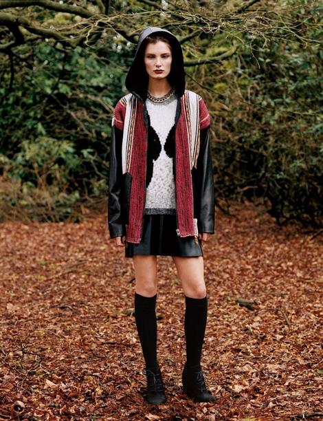 Jesienna kolekcja Topshop (FOTO)