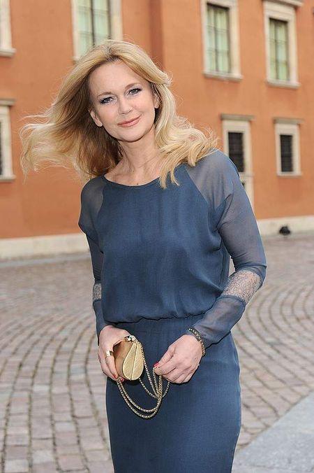 Grażyna Torbicka w sukni Zienia (FOTO)