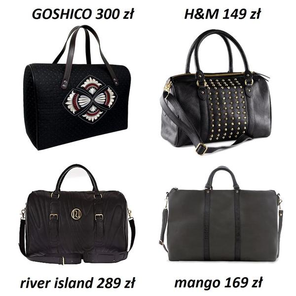 Podróżne torby na weekend (FOTO)