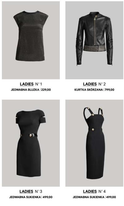 Versace dla H&M - ceny