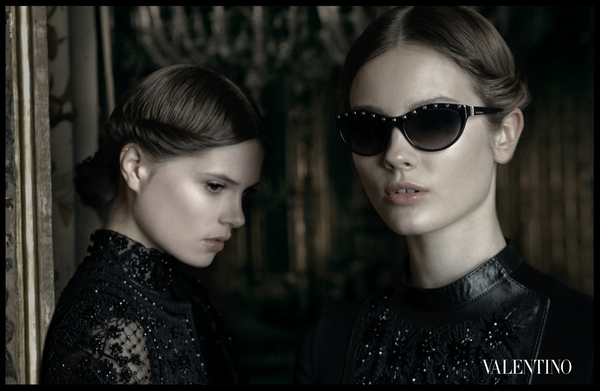 Monika Jagaciak w kampanii Valentino (FOTO)