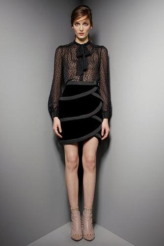 Valentino - kolekcja Pre-Fall 2012