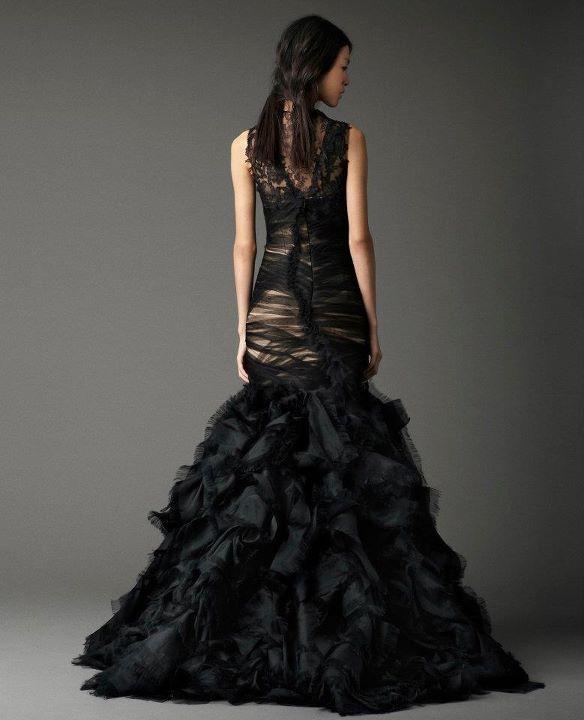 Vera Wang - katalog kolekcji Bridal na jesień 2012