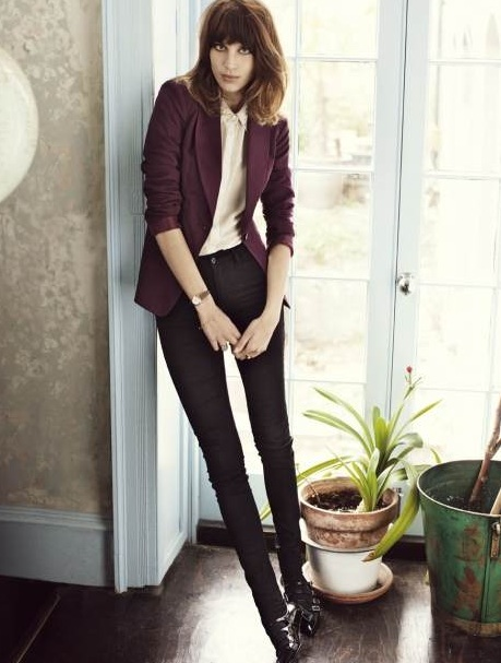 Lookbook Vero Moda jesień 2012
