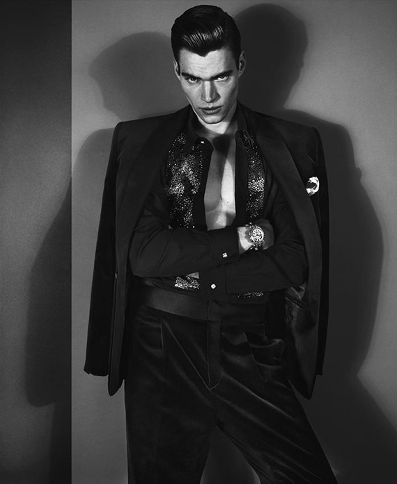Jesienna kampania Versace (FOTO)