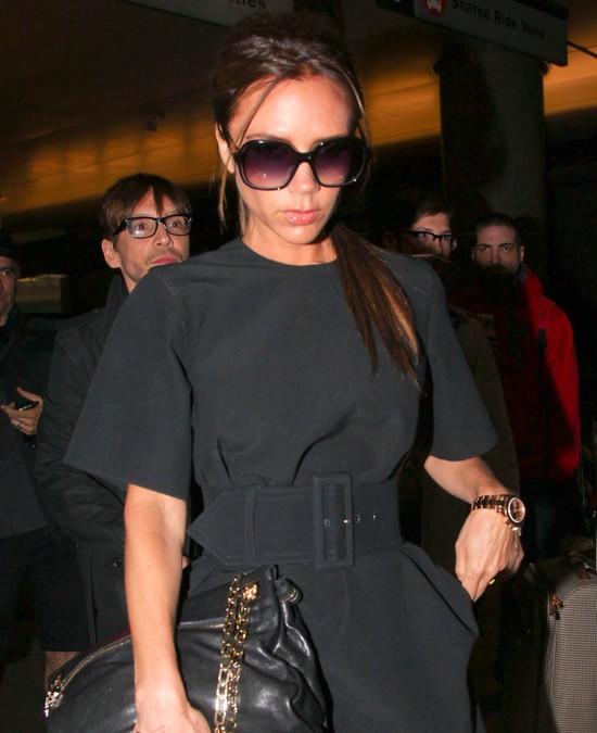 Eva Longoria pożycza ubrania od Victorii Beckham