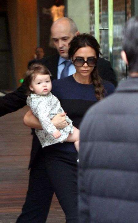 Ikony stylu Victoria i Harper Beckham (FOTO)