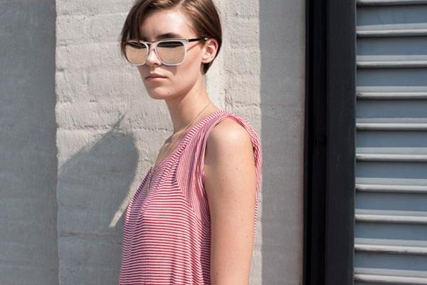 Okulary na wiosnę i lato według Victorii Beckham