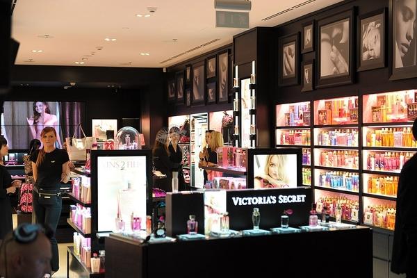 Otwarcie salonu Victoria's Secret (FOTO)