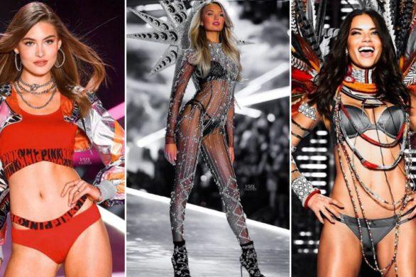 Victorias Secret Zeberka