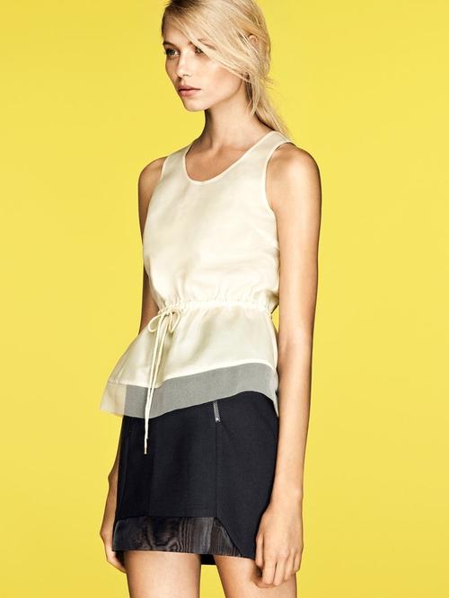 Vika Falileeva dla H&M Trend (FOTO)