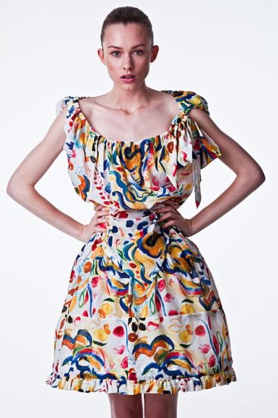 Anglomania Vivienne Westwood na wiosnę