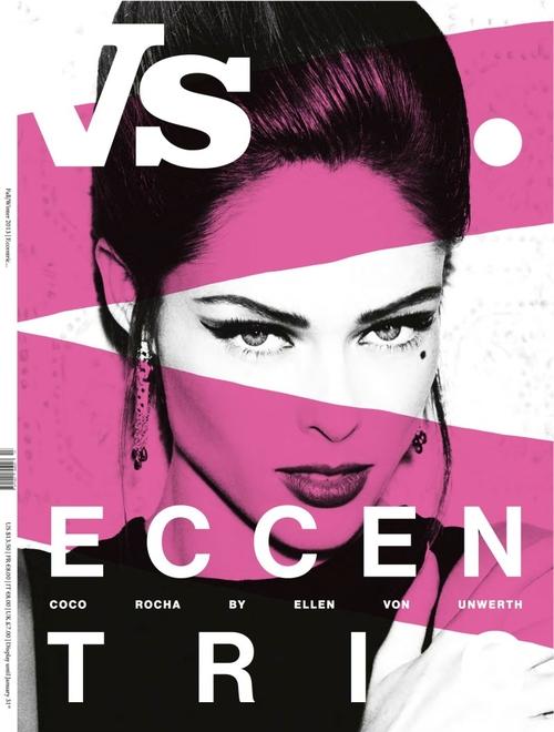 Cztery fantastyczne okładki Vs. Magazine (FOTO)