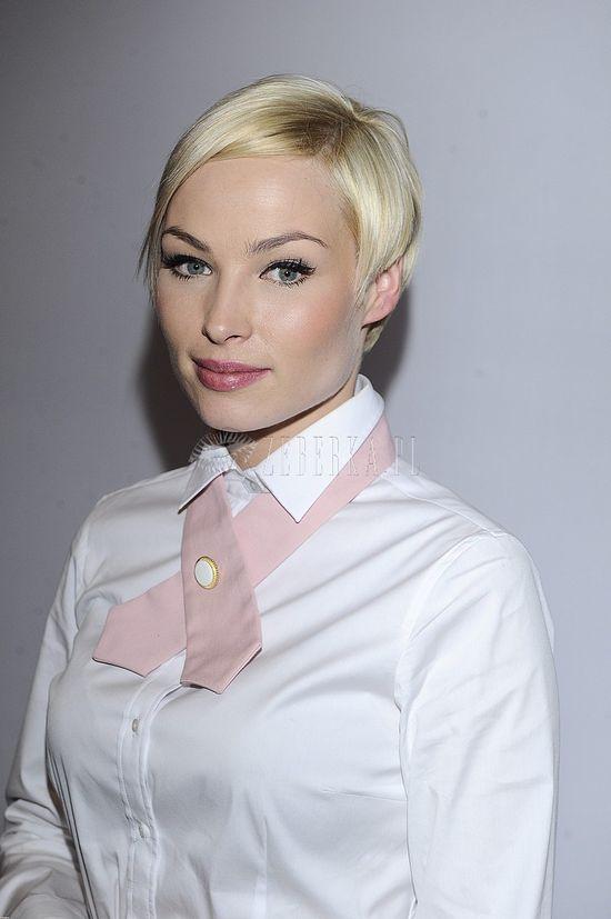 Nowa fryzura Weroniki Książkiewicz (FOTO)