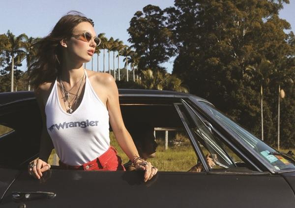 Nowa kolekcja marki Wrangler (FOTO)
