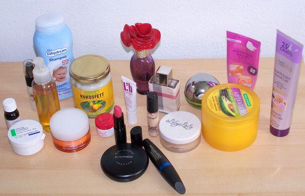 Wasze kosmetyczki: Zuzia, 19 lat