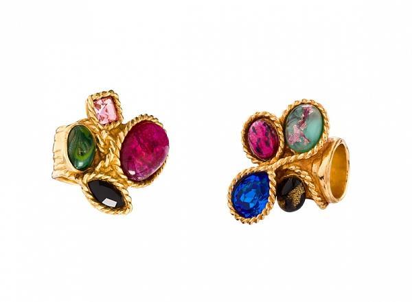 Pierścienie z letniej kolekcji Yves Saint Laurent