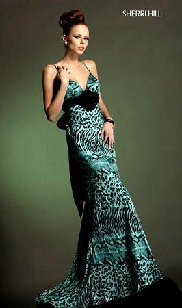 zeberka sukienka studniówka bal