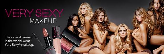victoria's secret very sexy makeup heidi klum