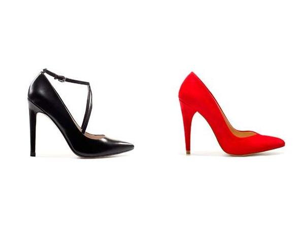 Zara nowa kolekcja butów jesień 2012
