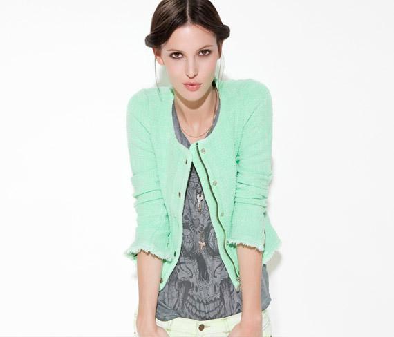 Kwietniowa odsłona linii Zara TRF