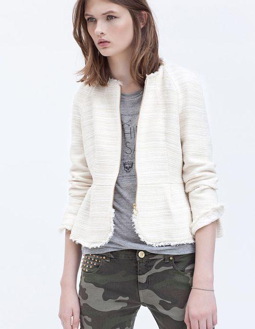 Zara TRF Lookbook czerwiec 2012