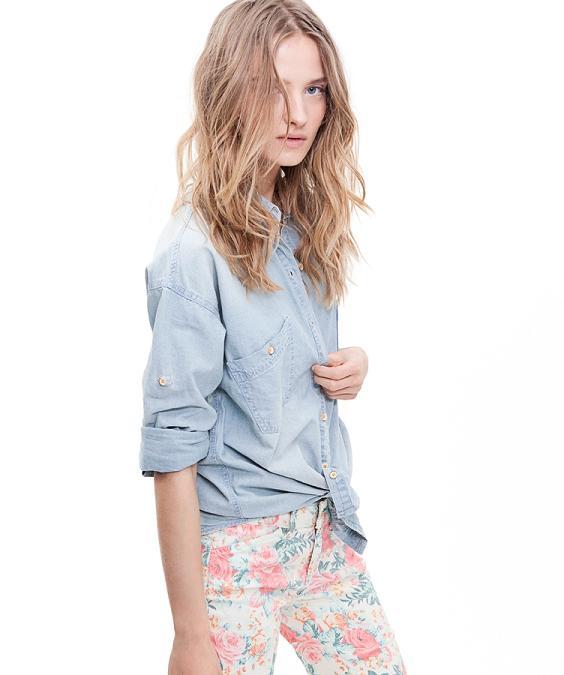 Zara TRF - katalog na marzec 2012
