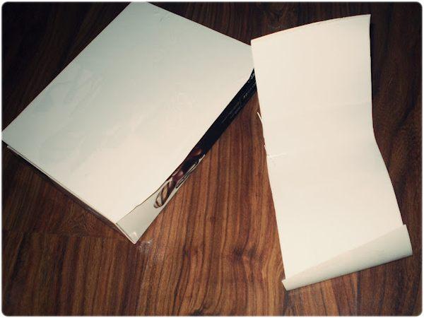 Zrób to sama: zeberkowa szkatułka (FOTO)