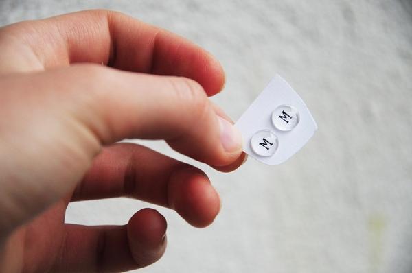 Zrób to sama: kolczyki z dowolnym motywem (FOTO)