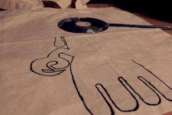 Zrób to sama: indiańskie EKO torebki (FOTO)