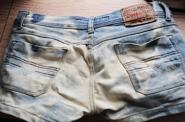 Zrób to sama: szorty z koronkowymi kieszonkami (FOTO)