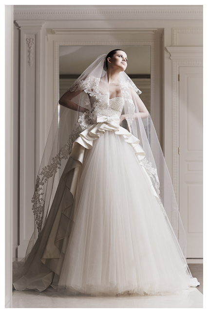 Suknie ślubne Zuhair Murad 2012