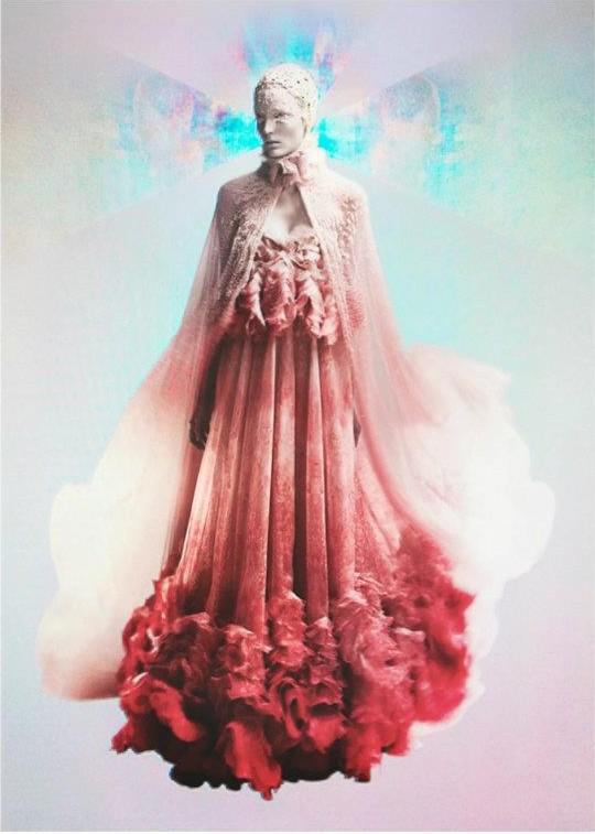 Zuzanna Bijoch nowa twarzą Alexandra McQueena (FOTO)