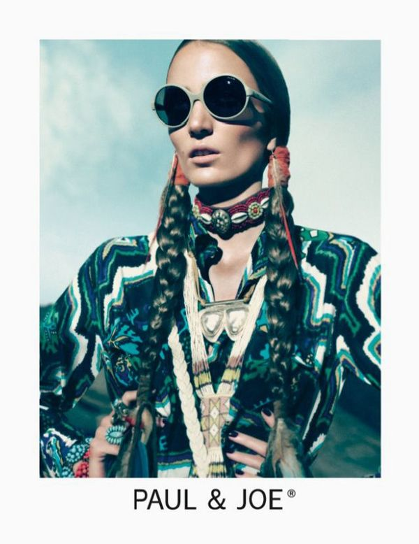Zuzanna Bijoch jako Indianka (FOTO)