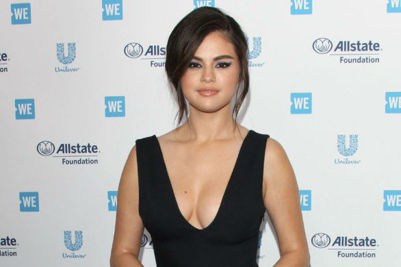 Selena Gomez Zeberka