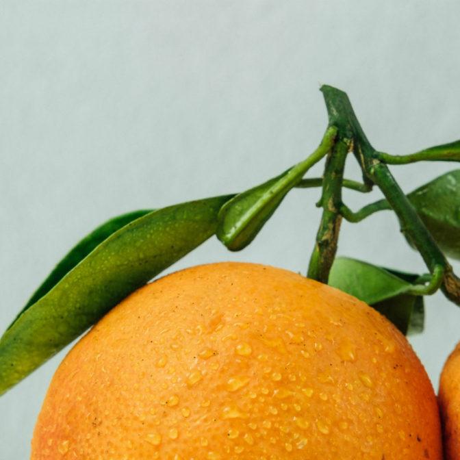 Domowe kosmetyki z pomarańczy. Dla pięknej cery