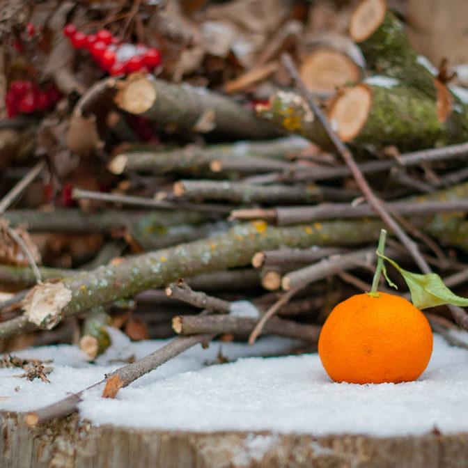 Zimowa pielęgnacja z mandarynką w roli głównej. Sprawdzone przepisy