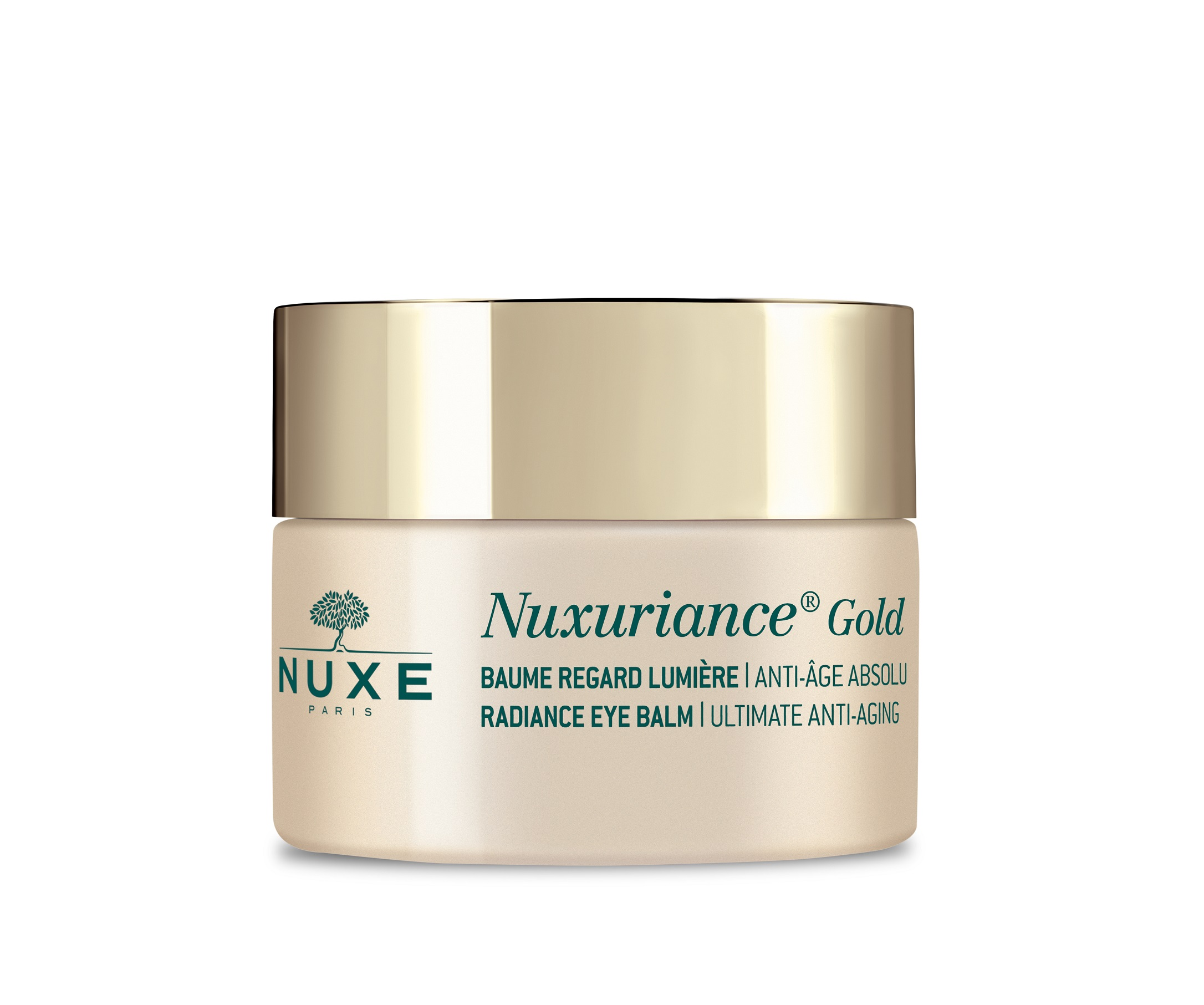 NUXURIANCE_GOLD balsam pod oczy