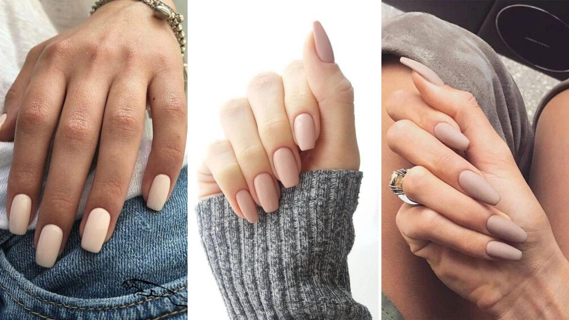 Jak Wykonac Nude Nails Sposoby Na Domowy Manicure Zeberka