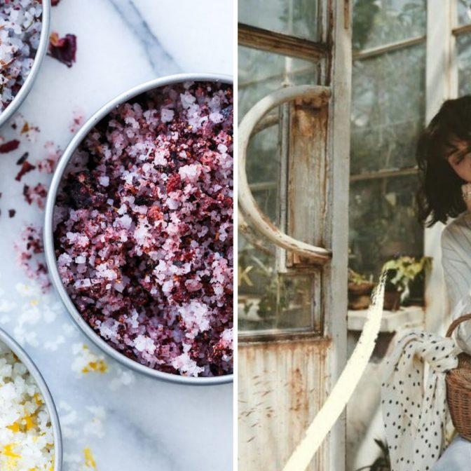 Peelingi solne – czym różnią się od cukrowych. Poznaj ich pełne zastosowanie + stwórz je sama!