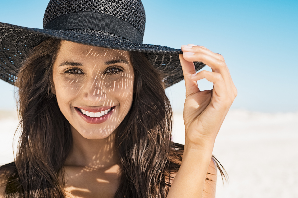 kremy do twarzy z filtrami UV