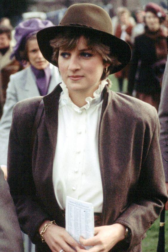 Księżna Diana - kołnierzyk Kate Middleton
